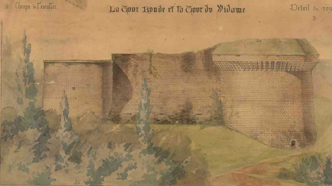 Tour Ronde et du Vidame 1885