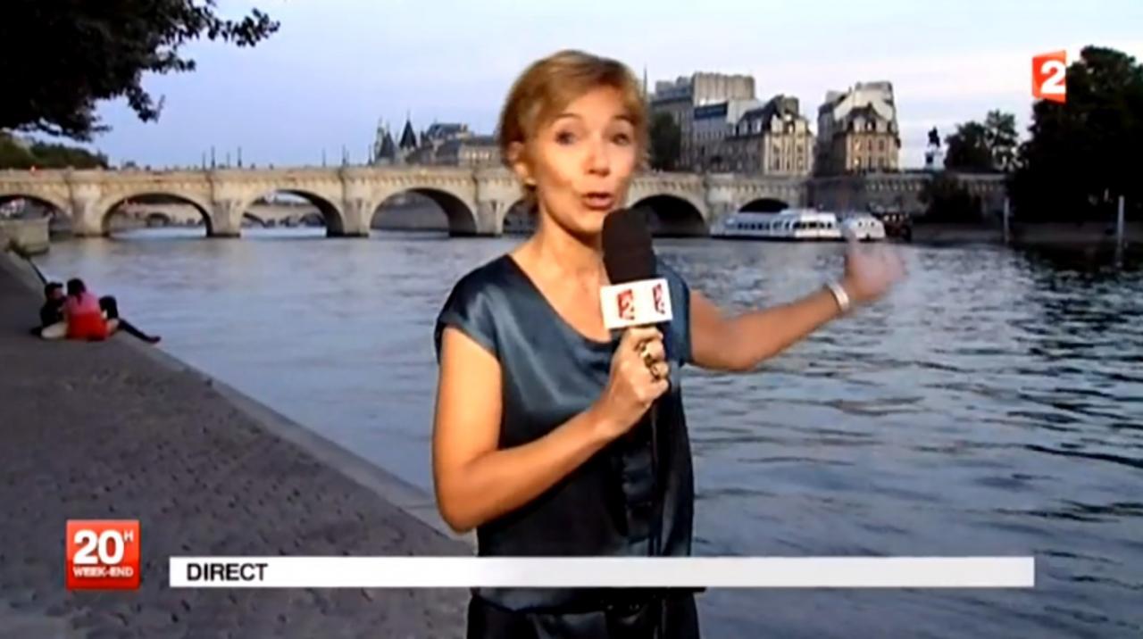 France 2 JT 20h du dimanche 1 09 2013