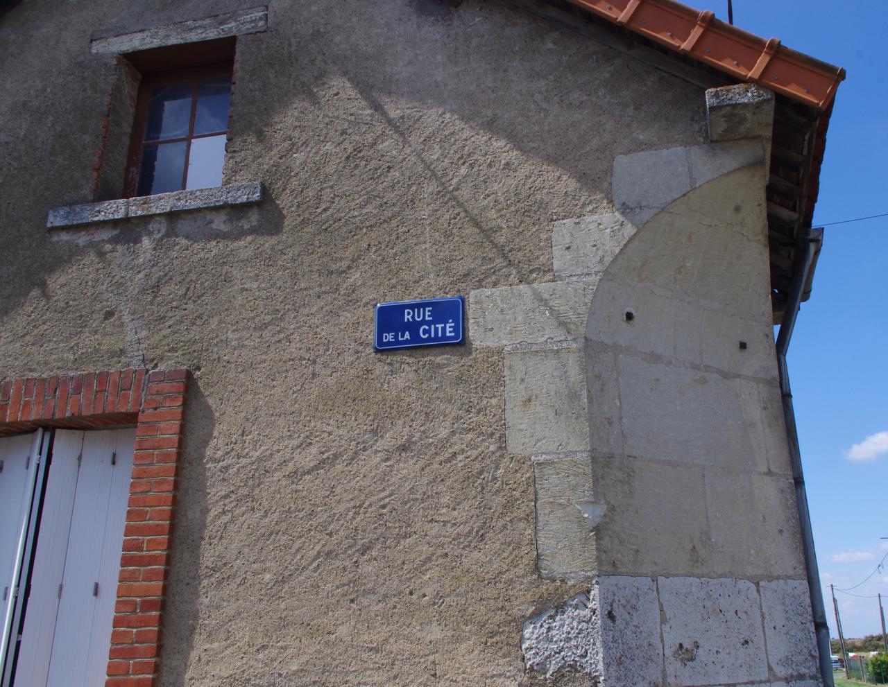 Cité agricole de Champigny-en-Beauce