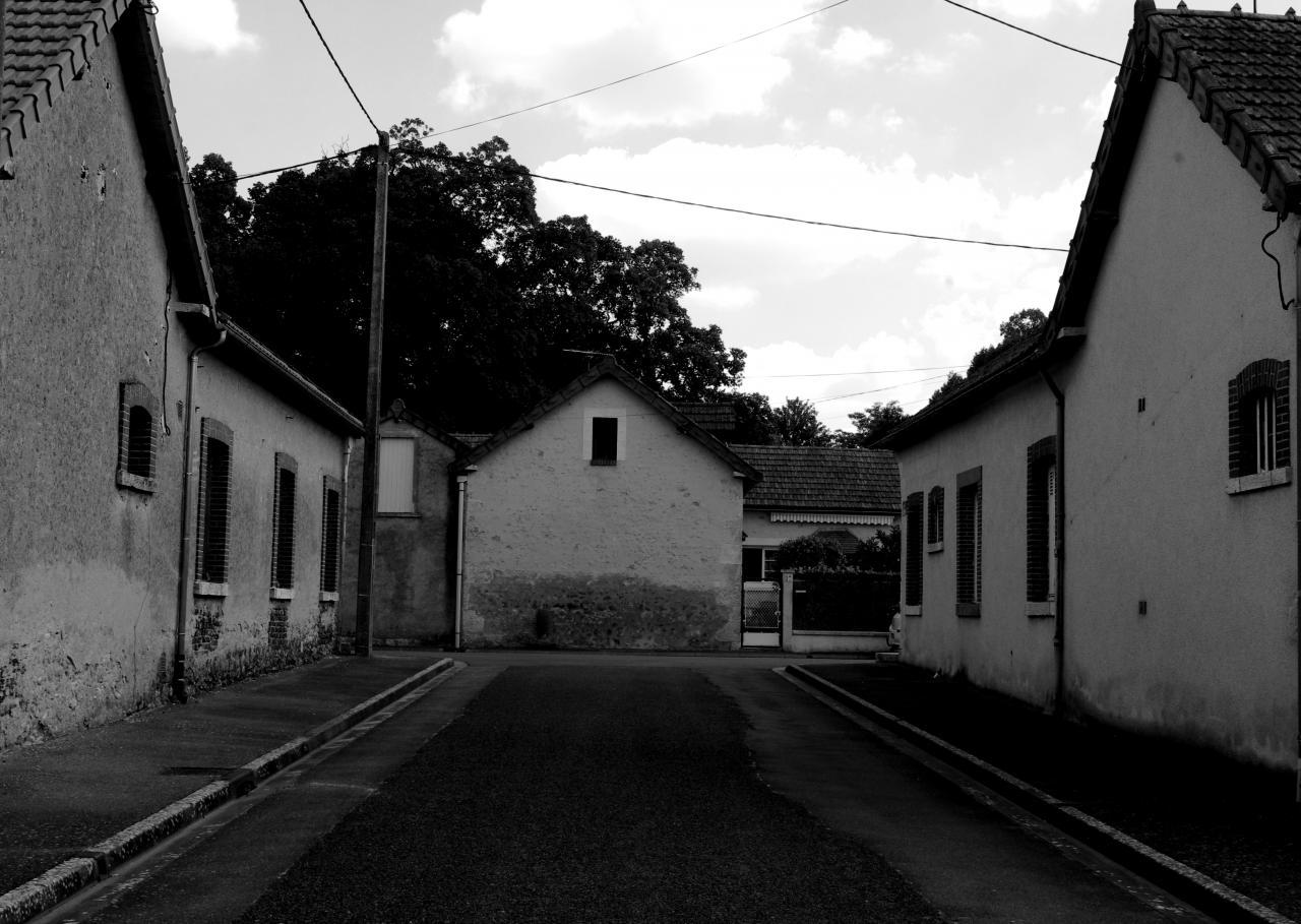 Un quartier très symétrique