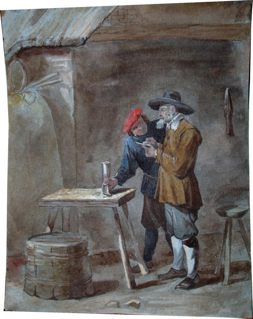 Georges artiste
