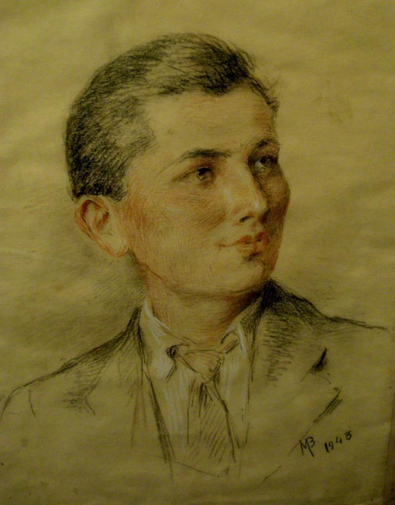 Jacques Balleyguier en 1943