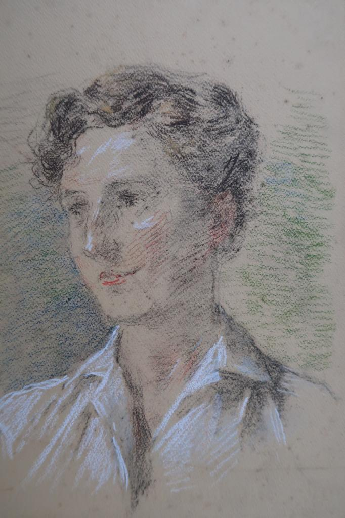 Nicole Balleyguier 1954
