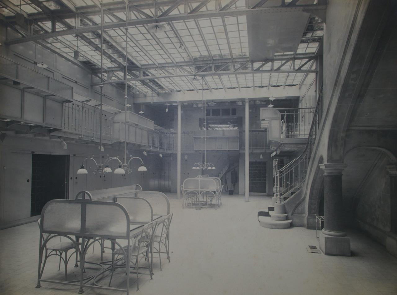 Société Générale intérieur 1902