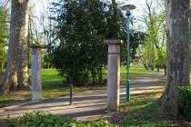 2007 colonnes parc
